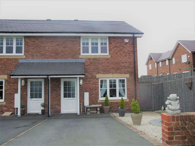 2 Bedrooms Semi Detached House for sale in Beckwith Close, Houghton Le Spring