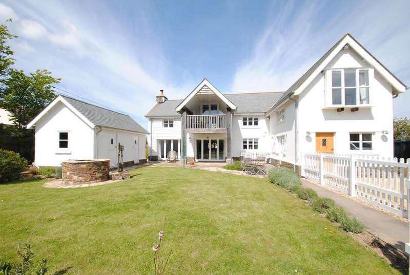 5 Bedrooms Detached House for sale in Withywell Lane, Croyde