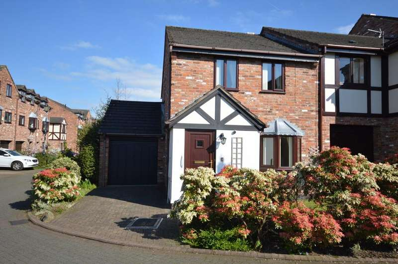 3 Bedrooms Mews House for sale in Quayside Mews, Lymm