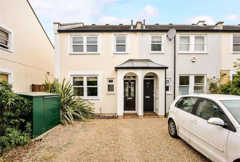 3 Bedrooms End Of Terrace House for sale in Hindmans Road, East Dulwich, London, SE22