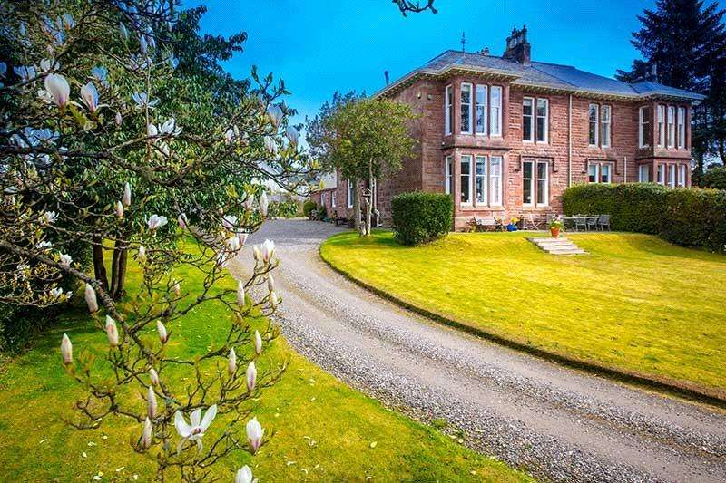 4 Bedrooms Semi Detached House for sale in West Durie, 6 West Abercromby Street, Helensburgh, G84