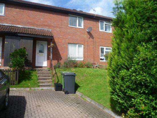 2 Bedrooms Terraced House for sale in Aran Court, Thornhill, Cwmbran