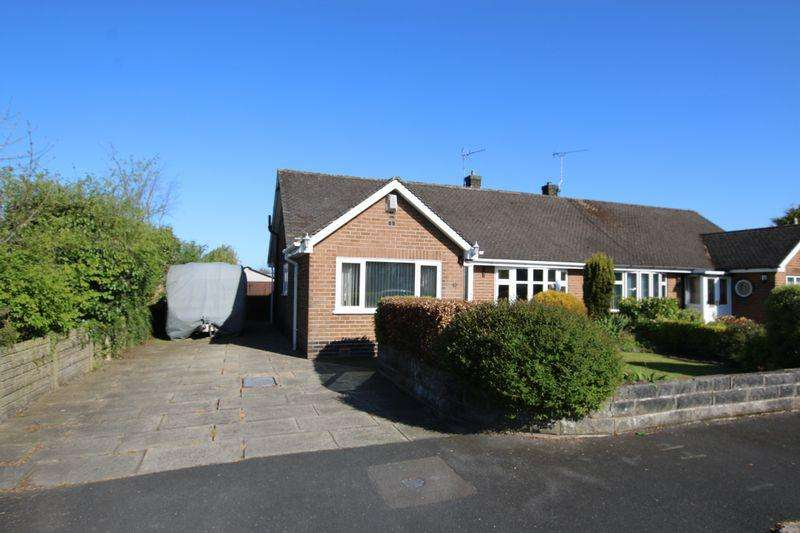 3 Bedrooms Semi Detached Bungalow for sale in The Greenacres, Hutton