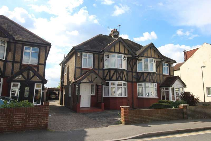 3 Bedrooms Semi Detached House for sale in Church Road, Bexleyheath, DA7