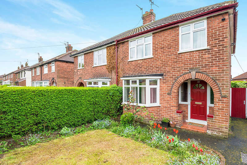 3 Bedrooms Semi Detached House for sale in Oak Road, Whiston, Prescot, L35