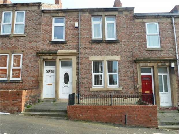 1 Bedroom Flat for sale in Rectory Place, Gateshead, Tyne and Wear