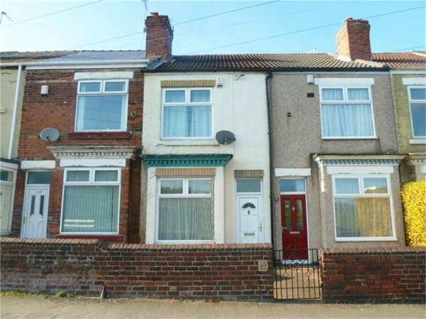 2 Bedrooms Terraced House for sale in Badsley Moor Lane, Rotherham, South Yorkshire
