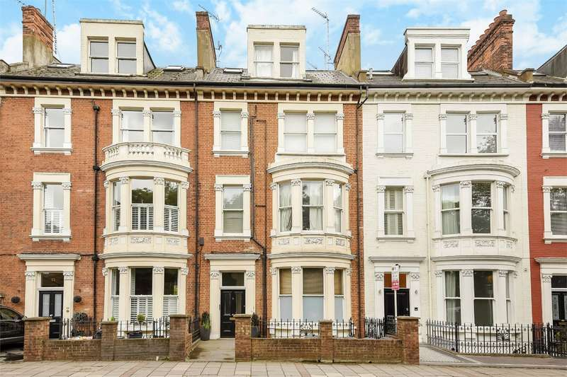 2 Bedrooms Flat for sale in Petersham Road, Richmond, Surrey