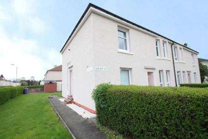 2 Bedrooms Semi Detached House for sale in Carlibar Avenue, Knightswood, Glasgow