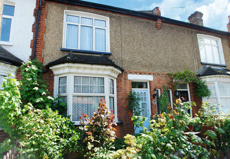 2 Bedrooms Terraced House for sale in Cotterill Road, Surbtion