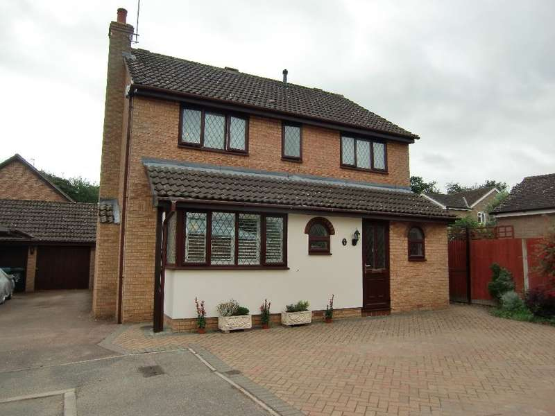 4 Bedrooms Detached House for sale in Hazel Grove, Stanborough Park, Garston ,Watford