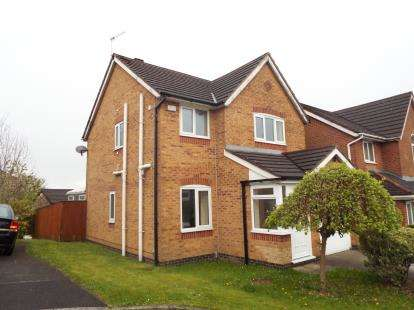 3 Bedrooms Detached House for sale in Inglewood Close, Bury, Greater Manchester