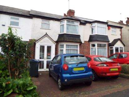 3 Bedrooms Terraced House for sale in Aubrey Road, Birmingham, West Midlands