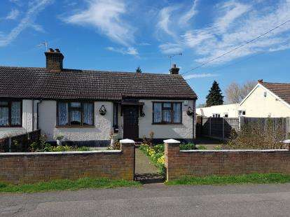2 Bedrooms Bungalow for sale in Basildon, Essex