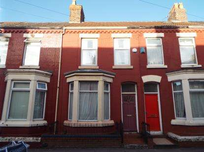 3 Bedrooms Terraced House for sale in Hannan Road, Liverpool, Merseyside, L6