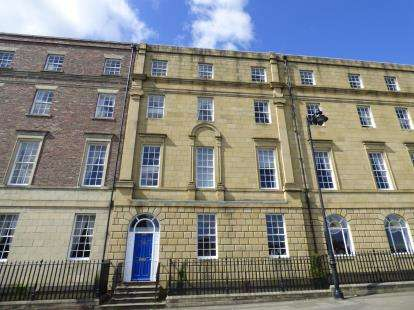 2 Bedrooms Terraced House for sale in Collingwood Mansions, North Shields, Whitley Bay, Tyne and Wear, NE29