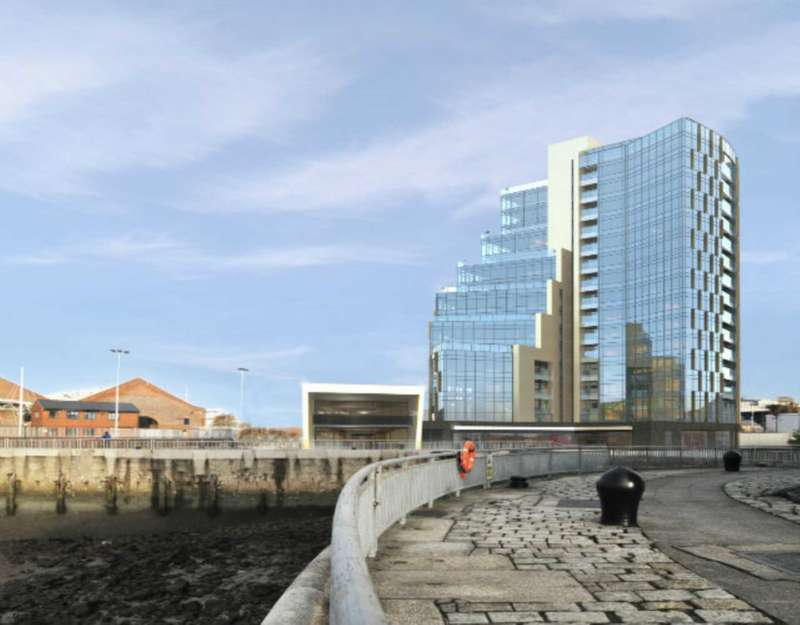 2 Bedrooms Apartment Flat for sale in Herculaneum Quay Riverside Drive, Liverpool, L3 4DJ