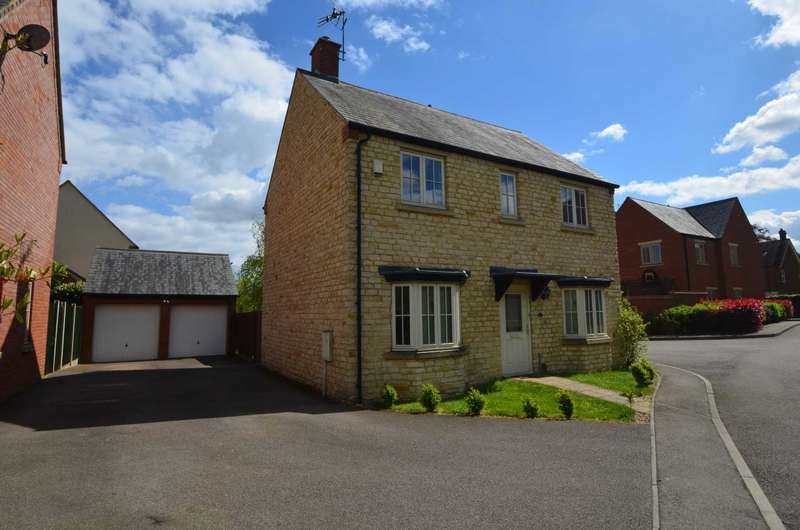 4 Bedrooms Detached House for sale in Deanshanger