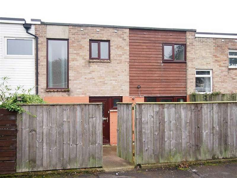 3 Bedrooms Terraced House for sale in Scholars Path, Newton Aycliffe, County Durham