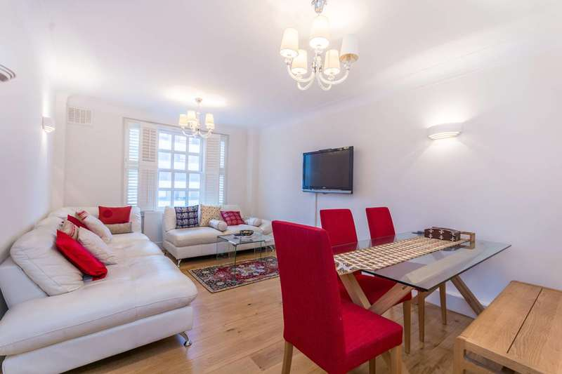 2 Bedrooms Flat for sale in Park West, Hyde Park Estate, W2
