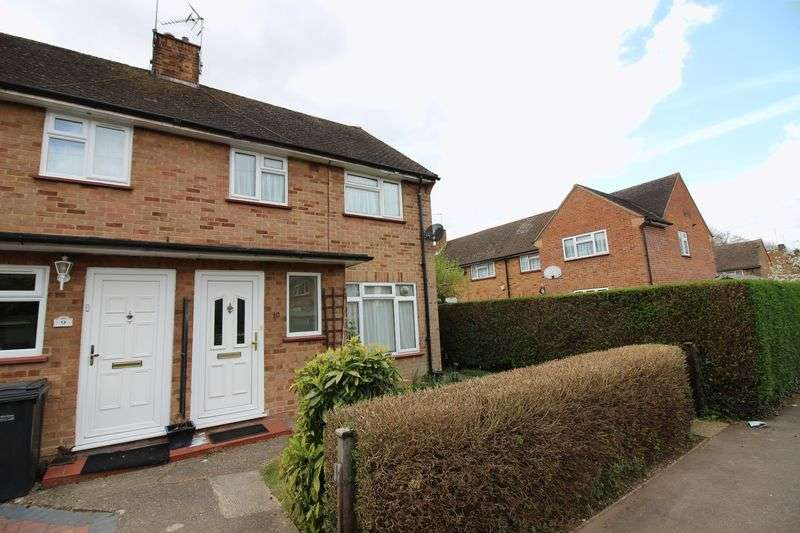 2 Bedrooms Terraced House for sale in The Oxleys, Old Harlow, CM17
