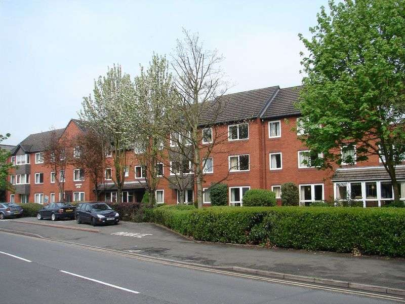 1 Bedroom Retirement Property for sale in Homehall House, Sutton Coldfield, B72 1RD
