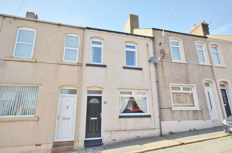 3 Bedrooms Terraced House for sale in Bransty Road, Whitehaven