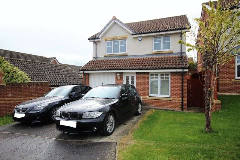 3 Bedrooms Detached House for sale in Michael Nairn Park, Kirkcaldy