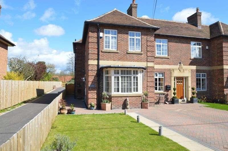 3 Bedrooms Terraced House for sale in Ashdale Road, Helmsley