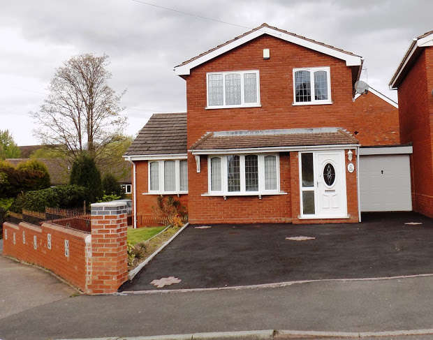 4 Bedrooms Detached House for sale in Hollies Street, Brierley Hill, West Midlands, DY5