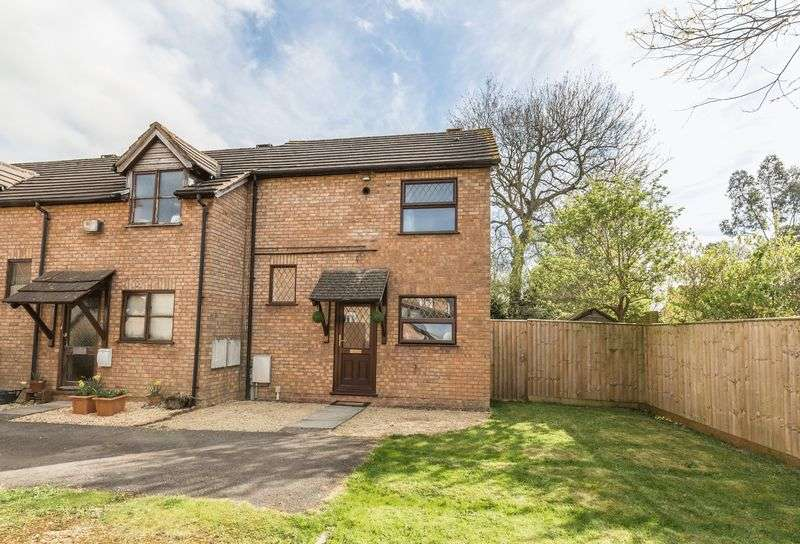 2 Bedrooms Terraced House for sale in Briar Close, Frome
