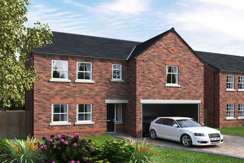 4 Bedrooms Detached House for sale in Green Lane, Scawthorpe, Doncaster, DN5