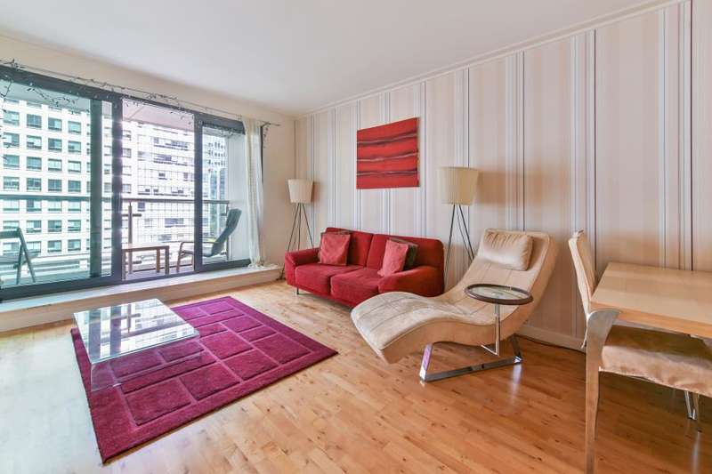 2 Bedrooms Apartment Flat for sale in Discovery Dock East, South Quay Square, E14 9RU