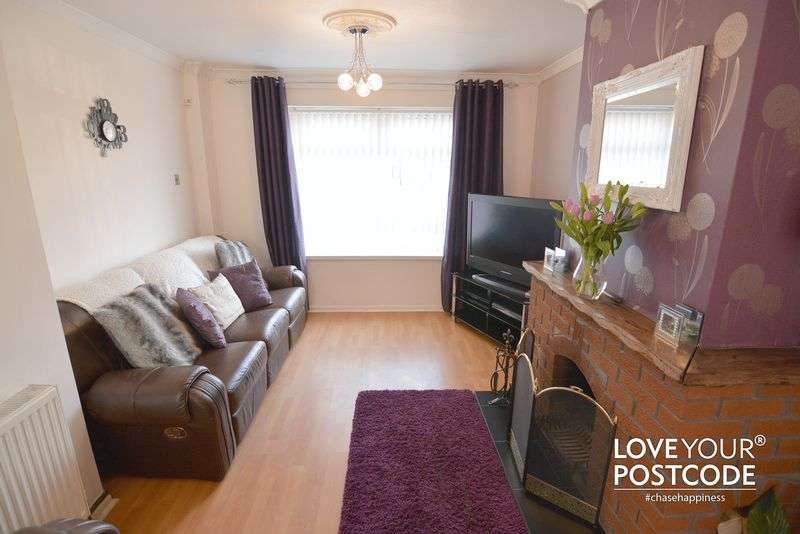 2 Bedrooms Semi Detached House for sale in Winchester Road, West Bromwich B71 2NY