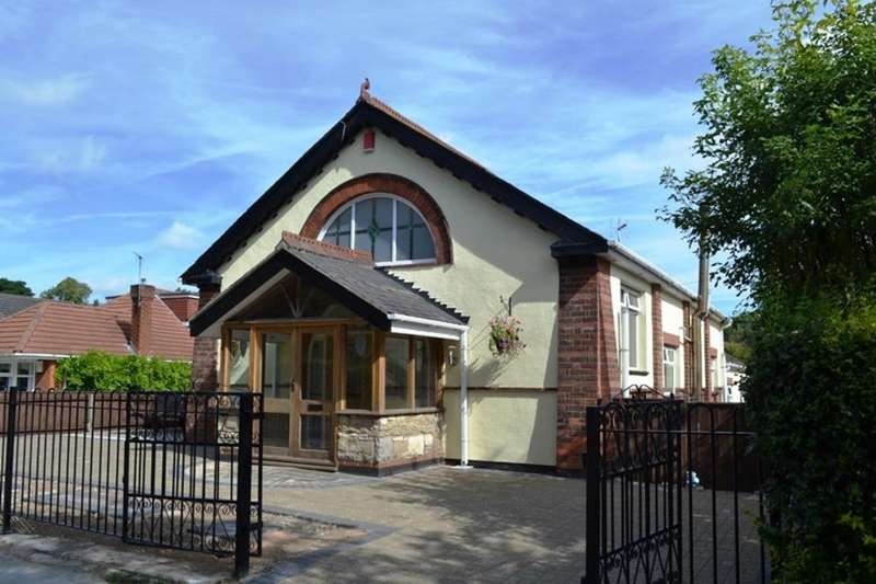 4 Bedrooms Detached House for sale in The Old Church Hall, Radcliffe Road, Healing