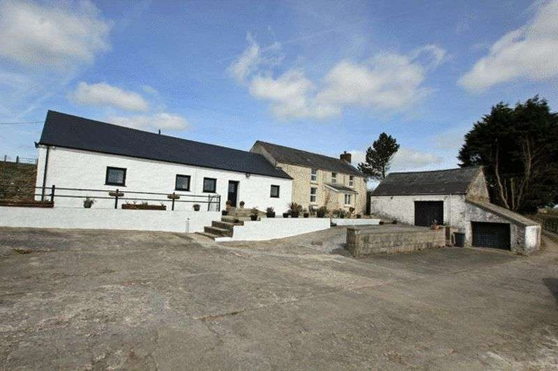 4 Bedrooms Detached House for sale in Meinciau, Kidwelly