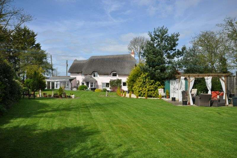 3 Bedrooms Cottage House for sale in LYMPSTONE, NR EXETER, DEVON