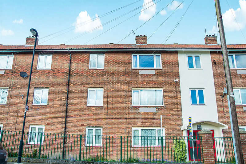 2 Bedrooms Flat for sale in Brigham Avenue, Newcastle Upon Tyne, NE3