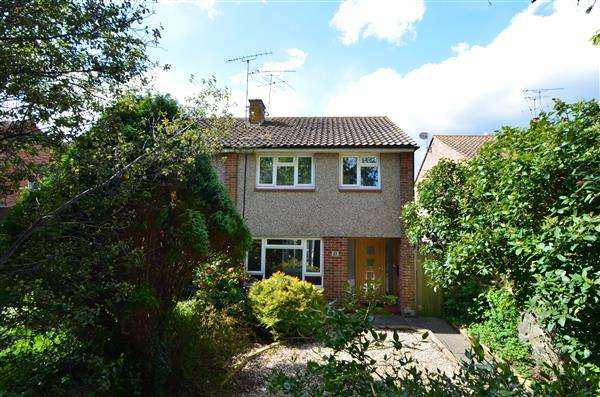 3 Bedrooms Semi Detached House for sale in Wilbury Way, Dawlish