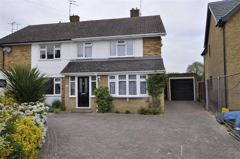 3 Bedrooms Semi Detached House for sale in Beeches Road, Chelmsford