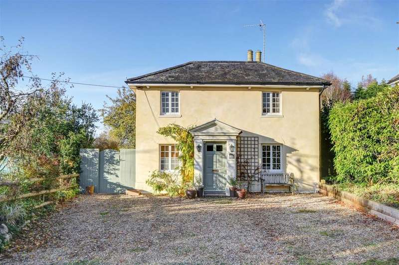 4 Bedrooms Detached House for sale in Bottlesford, Pewsey