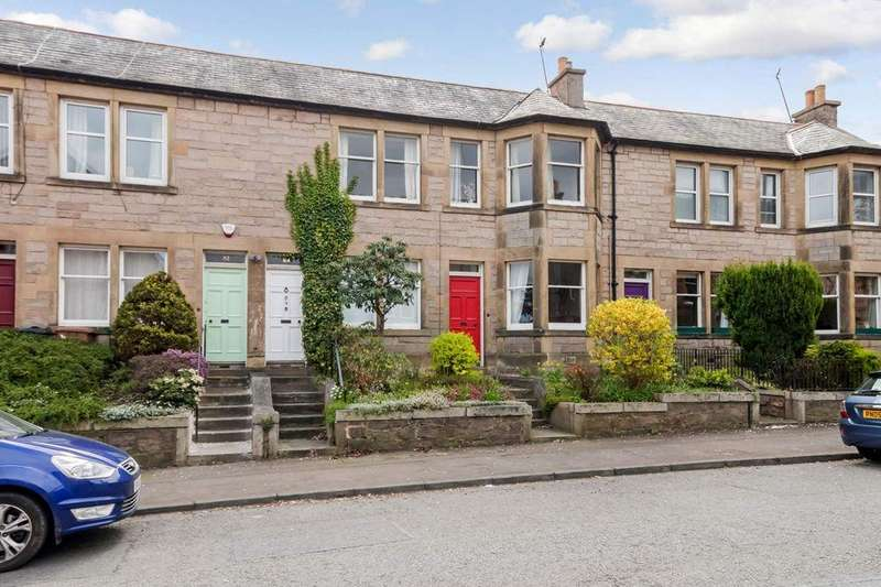 2 Bedrooms Flat for sale in 84 West Savile Terrace, Newington, EH9 3EH