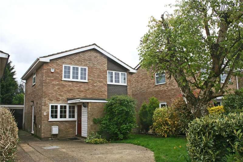 4 Bedrooms Detached House for sale in Poplar Road, Kensworth, Dunstable, Bedfordshire