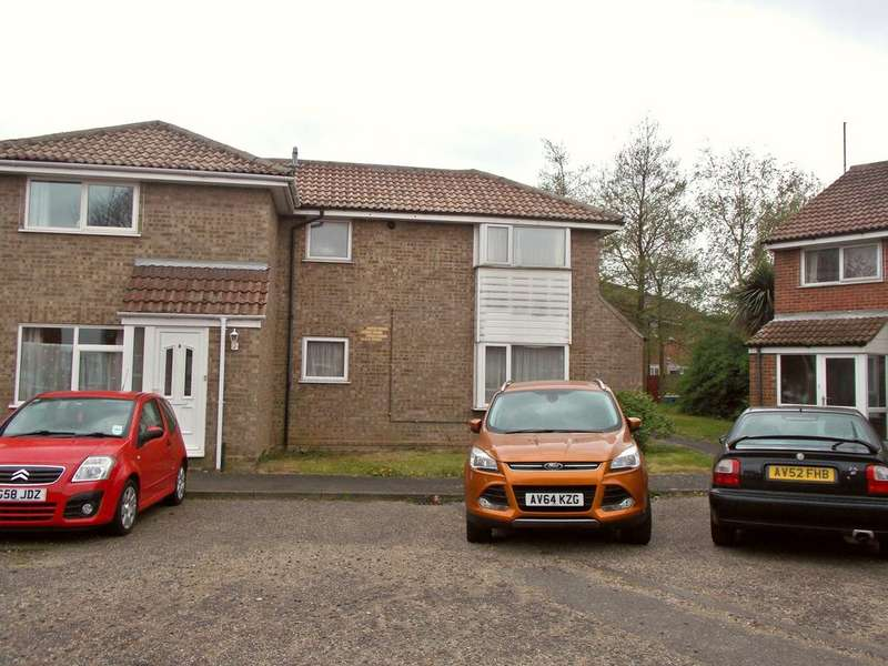 2 Bedrooms End Of Terrace House for sale in Wesel Avenue, Felixstowe, Suffolk IP11