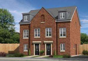 4 Bedrooms Town House for sale in Cross Pit Lane, St. Helens