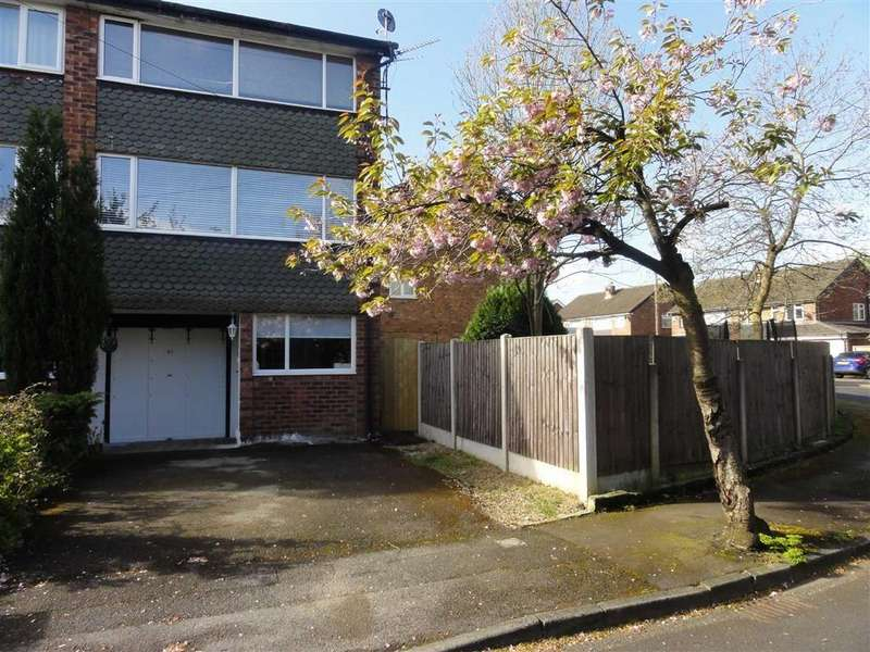 3 Bedrooms Town House for sale in Roundhey, Heald Green