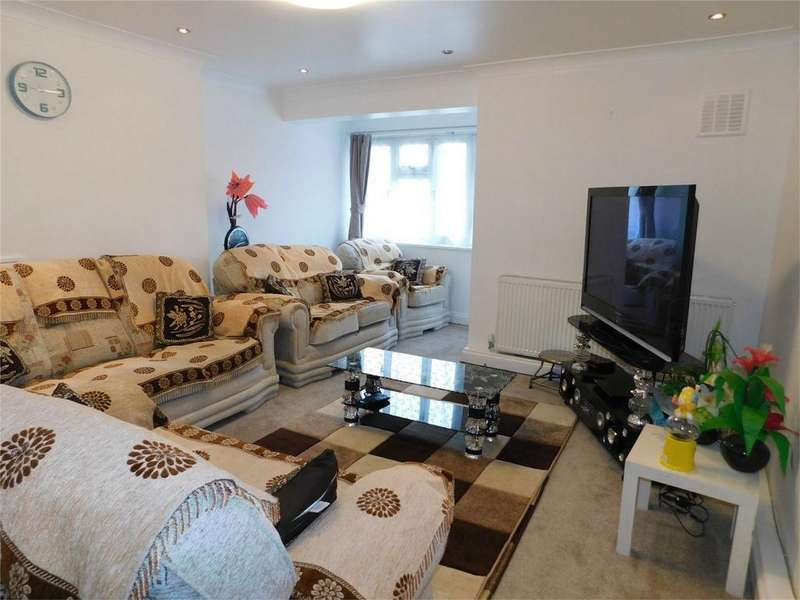 3 Bedrooms Flat for sale in Canterbury Terrace, London