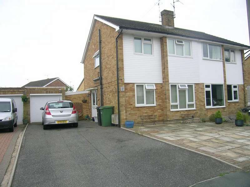 3 Bedrooms Semi Detached House for sale in Baker Avenue, Hatfield Peverel, Chelmsford