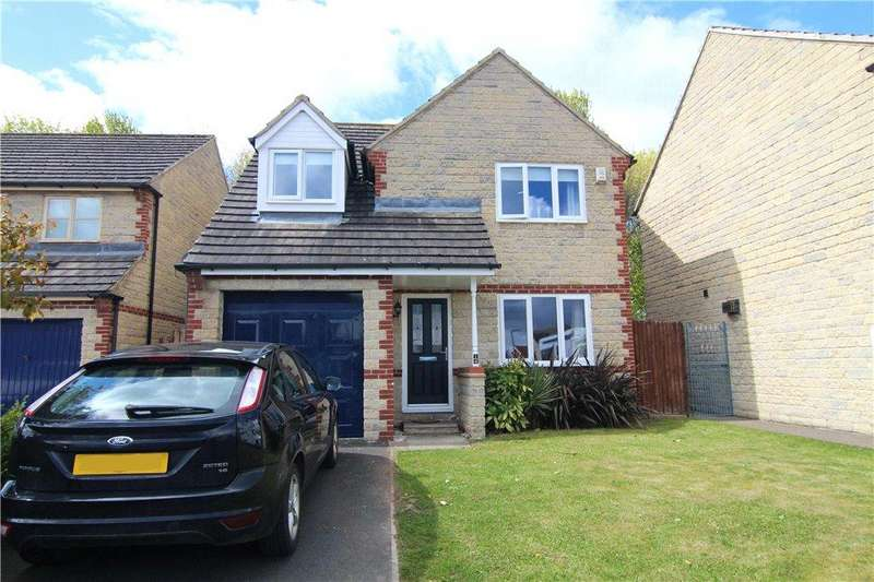 3 Bedrooms Detached House for sale in Foxglove Close, Newton Aycliffe, DL5