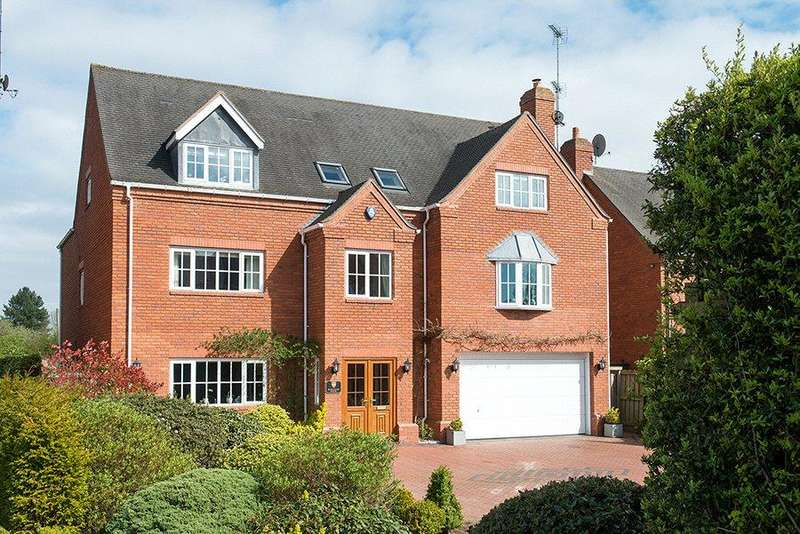 6 Bedrooms Detached House for sale in Drayton Grove, Near Chaddesley Corbett, Stourbridge, West Midlands, DY9